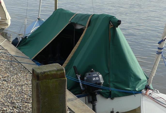£15.00 ... & Boat tent hire u2013 UK Wayfarer Association
