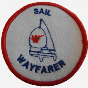 fabric badge