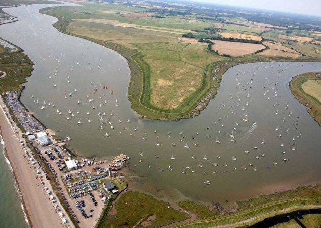 Aldeburgh Regatta (Non-NCS)
