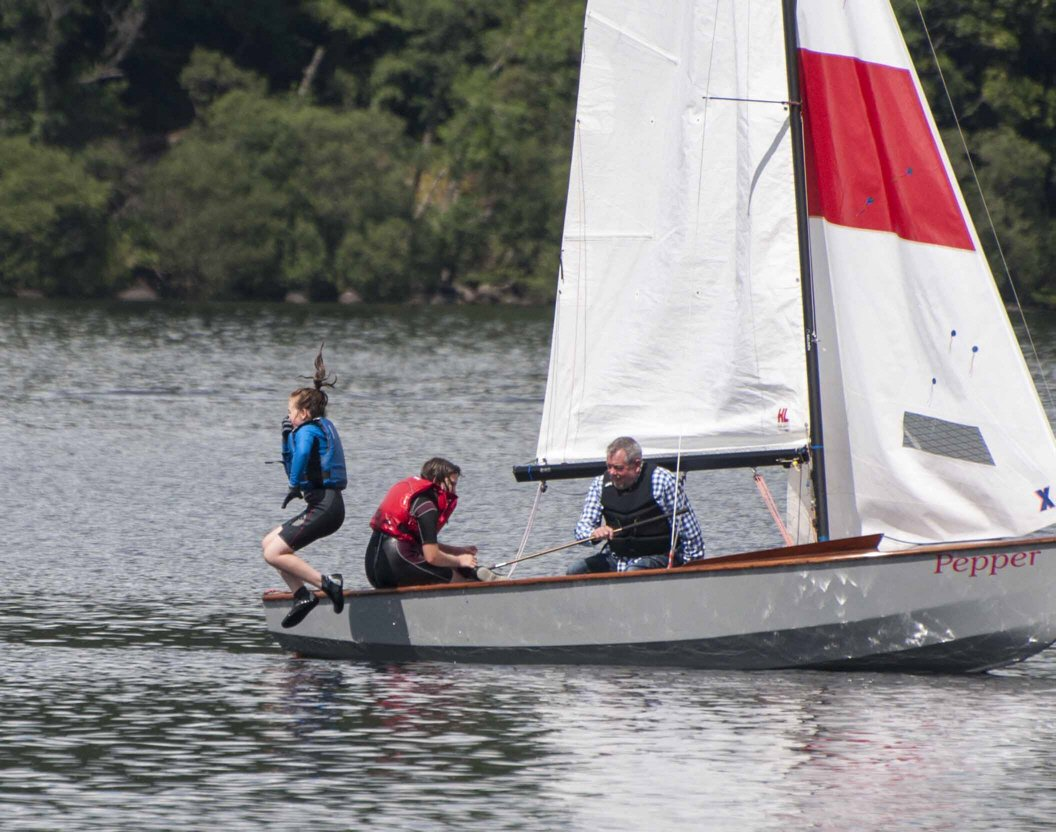 UK Wayfarer Association – Racing, Cruising, Training, Family